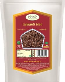 Lajwanti Seed / Chui Mui - Herbs for early ejaculation and for impotence cure and for gut scrubber and for mental health and mood disorder