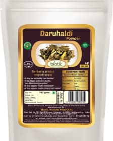 Daruhaldi Powder - Ayurvedic Powder for jaundice and liver and for constipation and piles