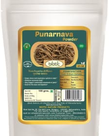 Punarnava Powder - Ayurvedic powder for heart health and for glycosuria lipuria albuminuria and for kidney health