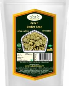 Green Coffee Beans / Coffea arabica - Best Green Coffee beans online india and Green Coffee beans for weight loss