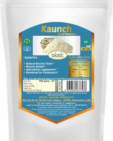 Kaunch Seed Powder Ayurvedic Powder for general weakness