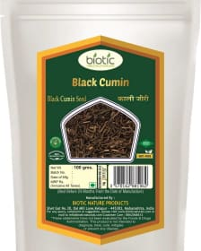 Black Cumin Seed / Elwendia persica / Kala Jeera - herbs for high blood pressure and for control blood glucose level