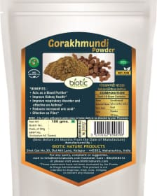 Gorakhmundi Powder - Ayurvedic Powder for Gout Sandhirog and for uric acid control