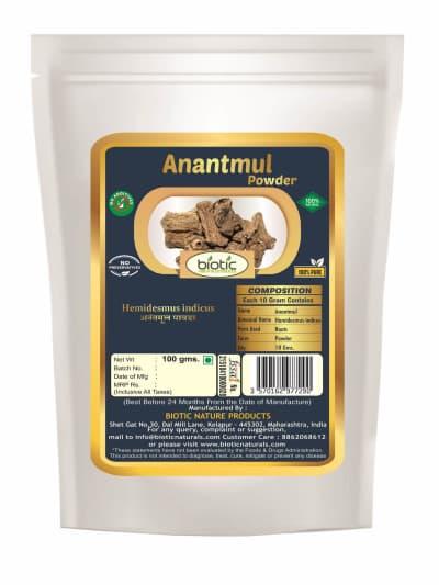 Anantmul Powder