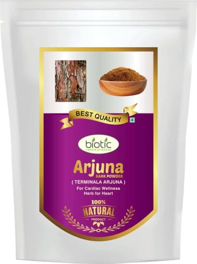 Arjuna Bark Powder - Ayurvedic Powder for kapha pitta and vata