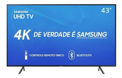 """Samsung RU7100 43"""" (2019) - UN43RU7100"""