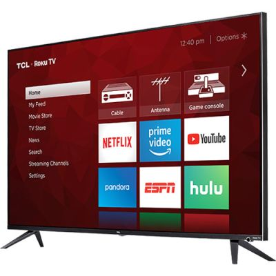 "TCL R6 55"" (2018) - 55R617"