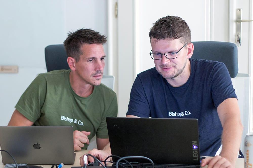 International IT project development call.