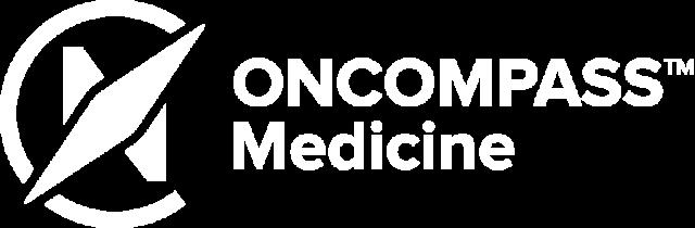 Logo of Oncompass Medicine