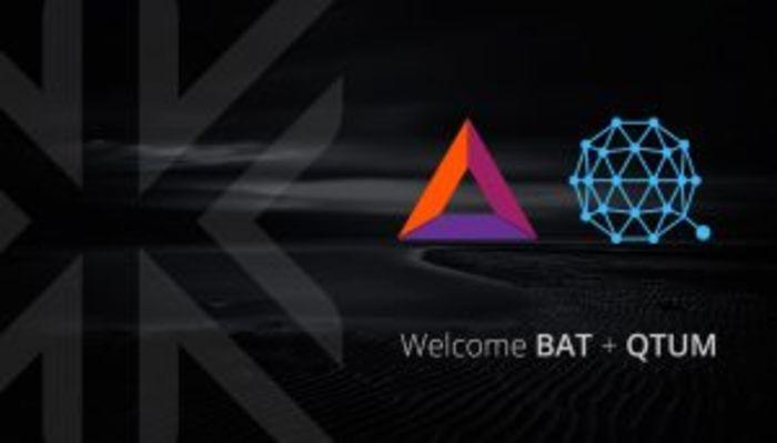 Кошелек Exodus добавил поддержку токенов Qtum и BAT