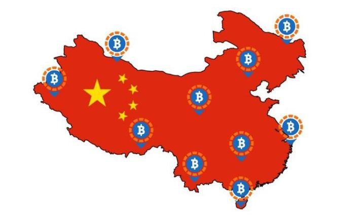 Localbitcoins в Китае устанавливает рекорд по объему торговли, на фоне новостей о запрете биткоин-бирж