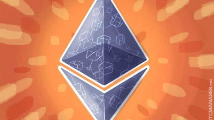 Сеть Ethereum обрабатывает больше транзакций, чем сеть Биткойна