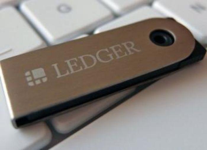 Децентрализованный обменник на базе аппаратных кошельков Ledger