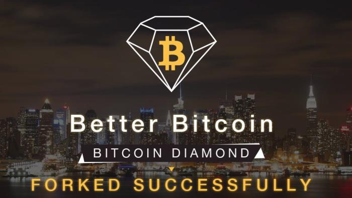 В сети Биткоина родилась еще одна валюта — хардфорк «Bitcoin Diamond»