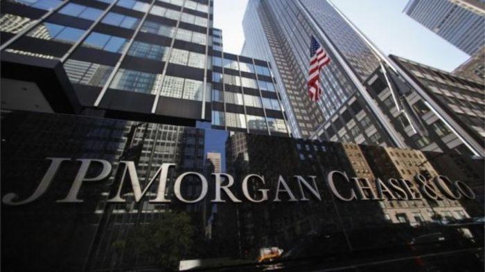 JP Morgan скупает биткойны?