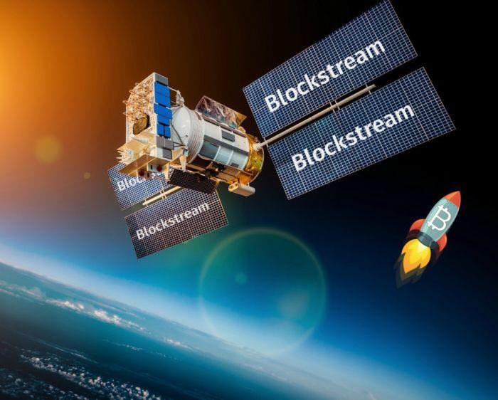 Спутники Blockstream сделают Биткоин доступным по всему миру, кроме Антарктиды