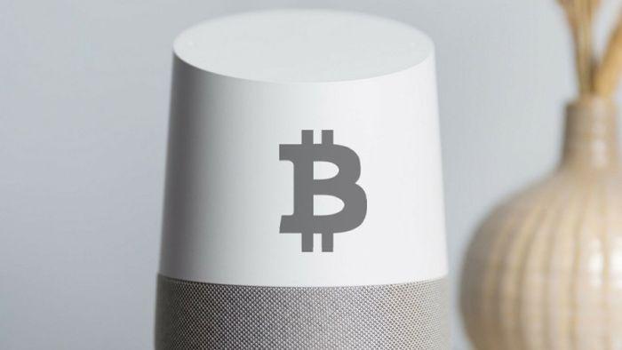 Секрет Google Home: голосовой криптовалютный помощник «Мистер Сатоши»