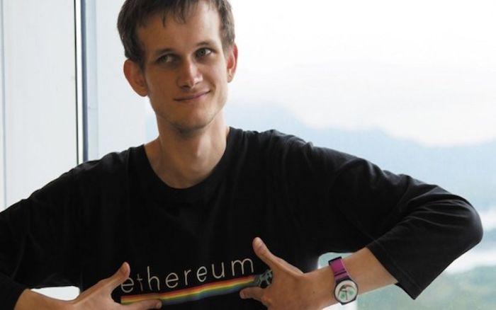 Виталик Бутерин перечислил 30 000 ETH на Bitstamp
