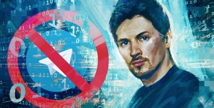 Государственные фэйлы с блокировкой Telegram показывают что Биткойн запретить невозможно