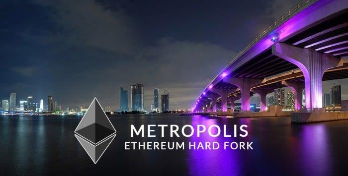 «Византийский» этап хардфорка Эфириума Metropolis запущен в тестовой сети Ropsten