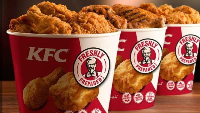 Alipay запустила в китайском KFC технологию оплаты заказа улыбкой.