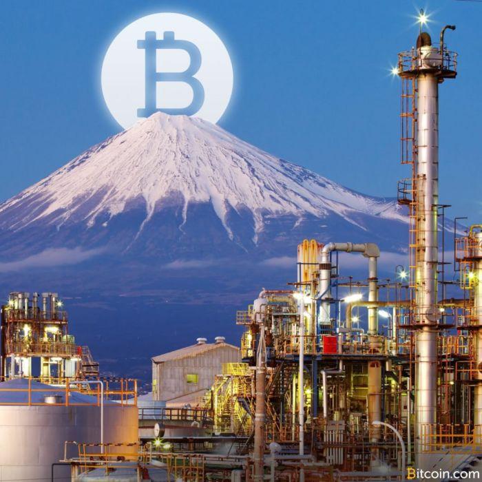 Крупный японский поставщик энергии добавил оплату своих услуг за биткойны