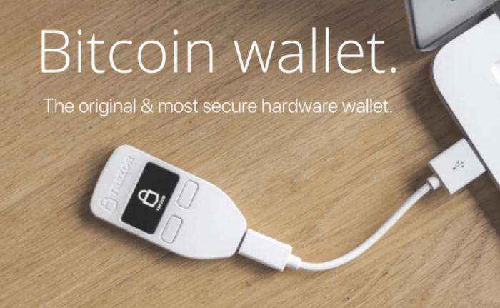 «Trezor» добавит поддержку Bitcoin Gold