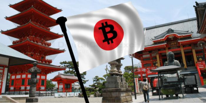 Биткойн получает импульс из Японии