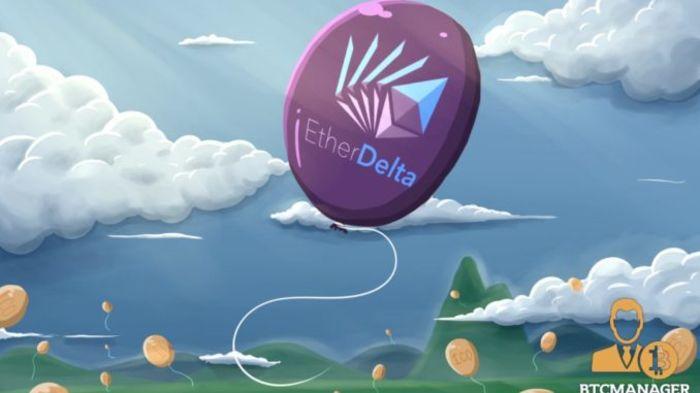 Etherdelta испытывает новые проблемы