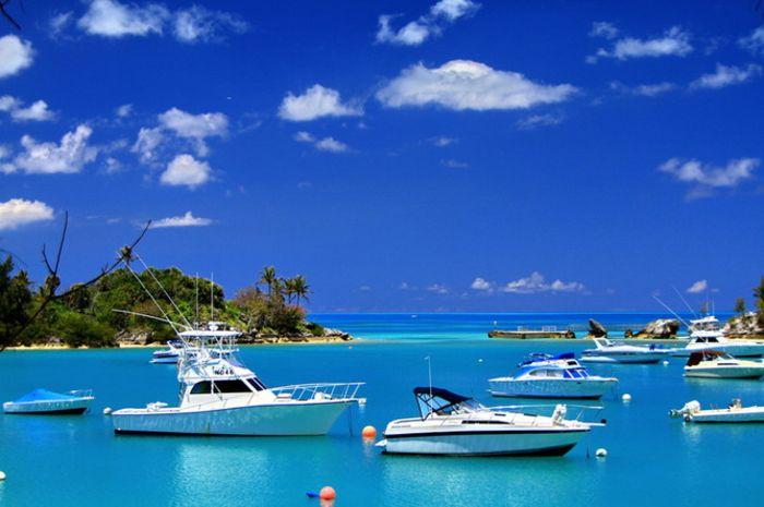 Бермудские острова пытаются закрепиться как финтех и блокчейн хаб