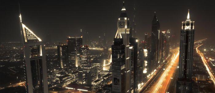 Дубай строит «блокчейн-интегрированное» правительство