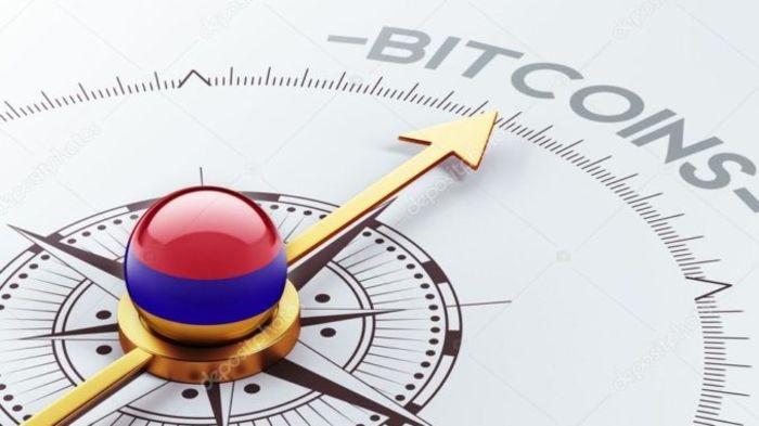 В Армении предложили узаконить криптовалюты