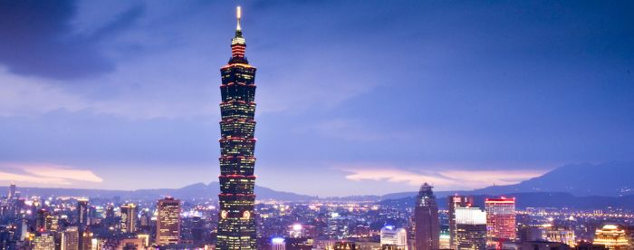 Город Тайбэй тестирует IOTA