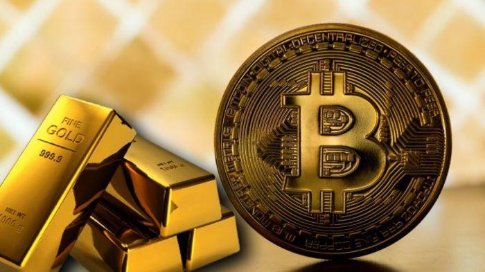 Криптовалюты стали популярнее инвестиций в золото и облигации