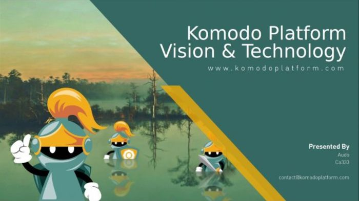 Платформа Komodo вводит децентрализованные ICO с большим количеством разработок