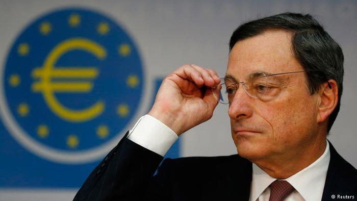 Марио Драги: европейские банки вскоре начнут копить биткойны