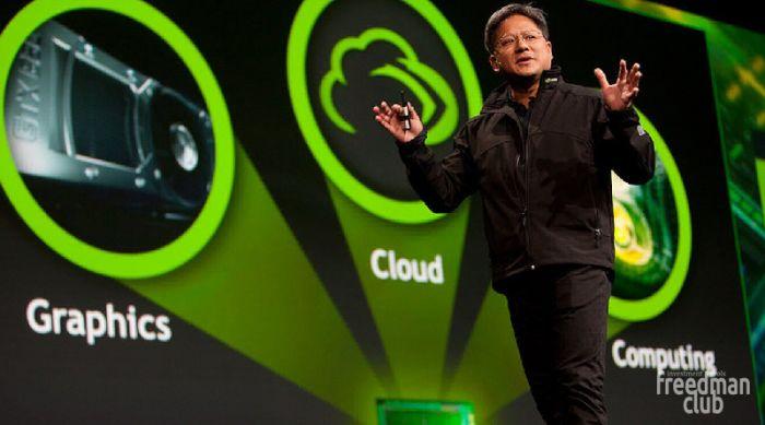 Nvidia внедряет блокчейн