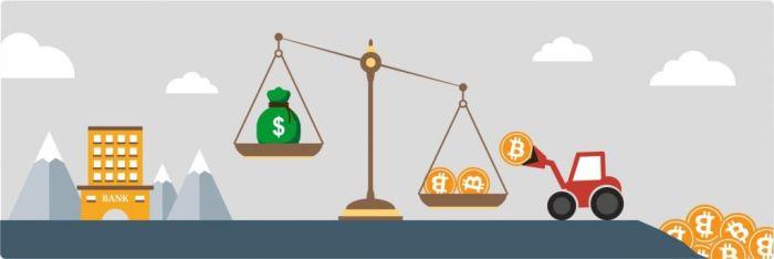 Золото и фондовые рынки все чаще уступают Биткойну