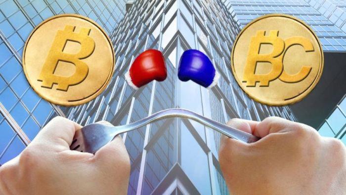 Bitcoin Cash догоняет Bitcoin по хэшрейту