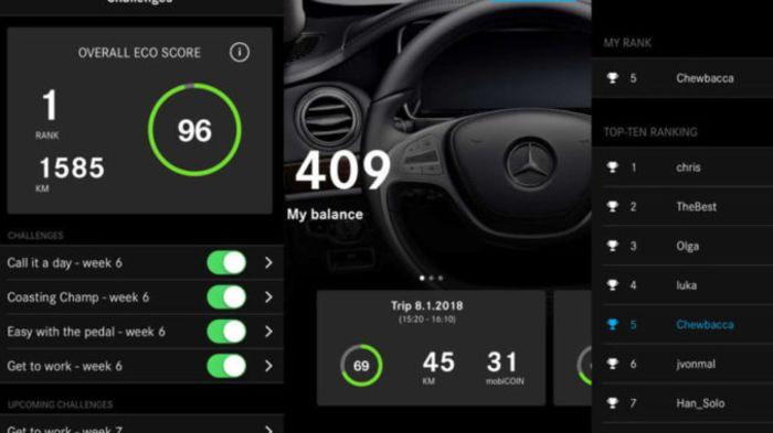Автоконцерн «Daimler» тестирует блокчейн для поощрения эко-вождения