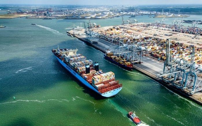 Крупнейший порт в Европе открывает блокчейн-лабораторию