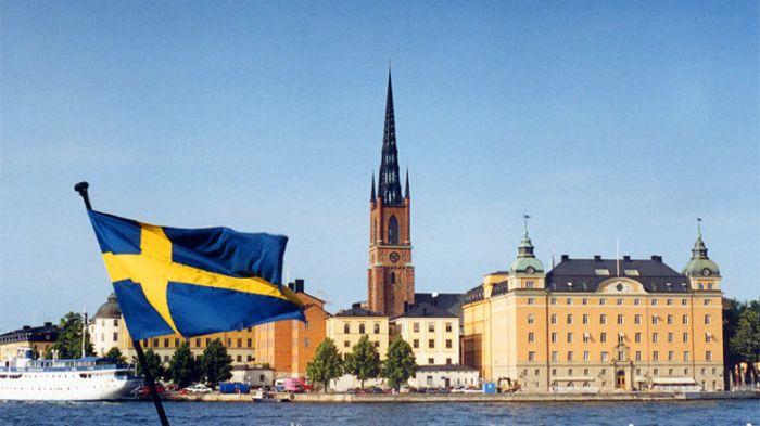 Швеция: «Наличные не принимаем»