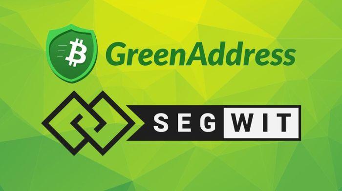 Биткойн-кошелек GreenAddress объявил о поддержке Segregated Witness