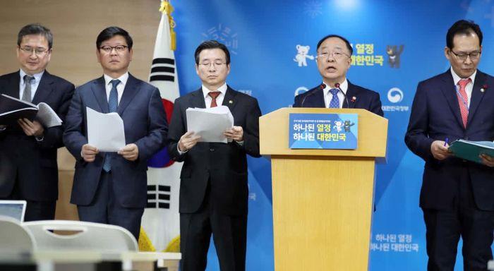 Курс Биткоина снижался на фоне новостей из Южной Кореи