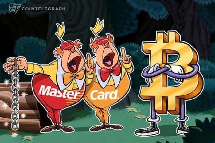 MasterCard открыт не-анонимным государственным криптовалютам