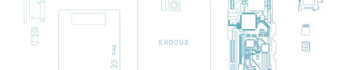 Новый смартфон от HTC с названием «EXODUS» выйдет уже осенью