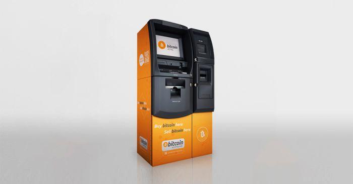В Украине появятся 150 биткоин-банкоматов
