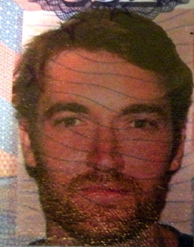 Ross Ulbricht passport photo via Wikipedia. Public domain, 2012