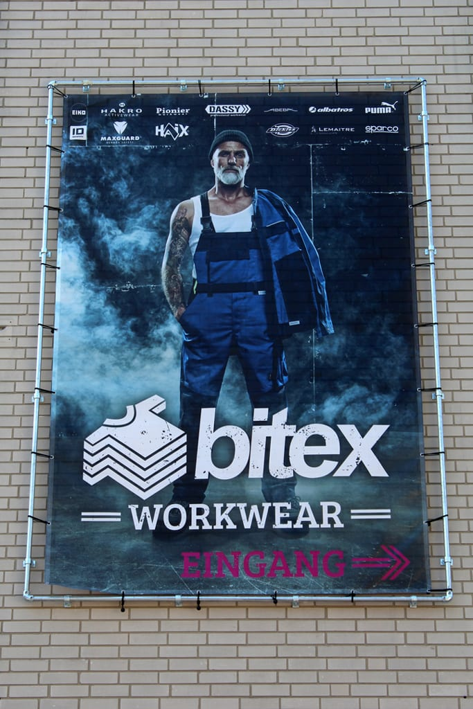 Bitex Workwear Banner