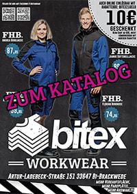 Bitex Workwear Katalog 2021